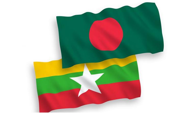সীমান্তে সেনা টহল, মিয়ানমারকে বাংলাদেশের কড়া প্রতিবাদ